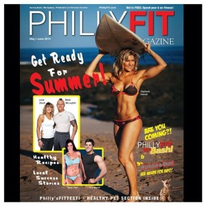 Philly Fit Magazine May/June 2014